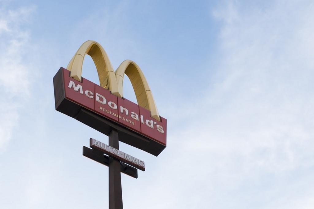 ノマドスポットはマクドナルド