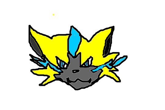 ポケモン剣盾ゼラオラ