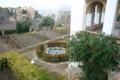 「ヘネラリーフェ」宮殿からの眺め
