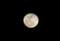「十二月十七日」のお月さま(22.1.31)(17:47)