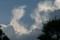 大気不安定を示す「積乱雲」…。(22.7.1)
