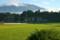 彩りくっきり、夏の「浅間山」。(22.8.10)