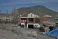 典型的なジャガイモ生産農家の建物。(トルコ・カイマクル)