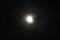 「十月十四日」のお月さま。(23.11.9)(18:12)