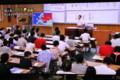 テレビ画面、「池上彰の現代史講義」(24.1.1)