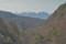 八ヶ岳(赤岳・横岳・硫黄岳)」を望む。(24.2.21)