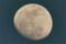「弥生十四日」のお月さま。(24.4.4)(18:04)