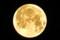 「弥生十七日(望)」のお月さま。(24.4.7)(3:32)