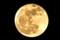 「弥生十七日(望)」のお月さま。(24.4.7)(20:44)