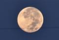 「有明の月」は、上下逆転。(25.9.20)(5:26)