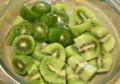 食べごろの「キウイフルーツ」。(26.1.17)