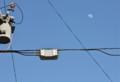 ケーブルテレビ、配線関係器機。(