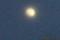 「卯月十四日」の朧月。(26.5.12)(18:52)