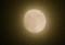 ほんのり輝く「卯月十五日」のお月さま。(26.5.13)