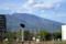 空気が澄んで、「浅間山」がくっきりと。(
