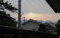 雲を透かして、鈍く光る太陽。(26.6.3)(5:24)