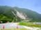36(サブロク)災害、崩壊した大西山。(26.6.4)