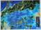 雨雲レーダー画像。(26.9.1)