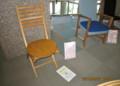「読書に心地よい椅子」コンテスト。(26.9.27)
