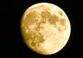 「十三夜」のお月さま。(26.10.6)