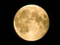 月食が終わり復活した「満月」。(26.10.8)(22:06)