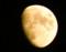 煌煌と輝く「神無月十一日」のお月さま。(26.12.2)(17:35)