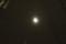 雲を透かして、「神無月二十五日」のお月さま。(26.12.16)(5:28)