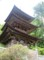 国宝・「大法寺」三重の塔。(27.6.12)