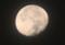 昨夜・「長月十七日」の残月。(27.10.30)(5:14)
