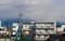 雪雲に覆われた「浅間山」。(28.2.17)