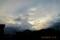 西空に、色んな雲が…。(28.8.2)