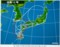 「台風12号」、接近が気がかり。(28.9.3)
