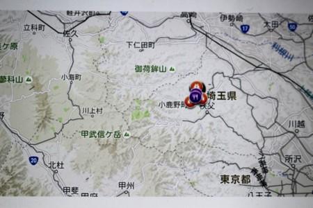埼玉県小鹿野町はどこだ?(28.8.5)