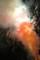 火の粉を浴びて、大迫力の花火。(28.10.6)