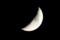 「十月七日」のお月さま。828.11.6)(18:23)