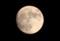 「十月十四日」のお月さま。(28.11.13)(17:26)