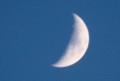 「十二月七日」のお月さま。(29.1.4)(16:33)