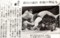 読売スポーツ欄、鶴竜と松鳳山の勝負は、微妙な判定。(29.1.9)