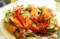 食卓に「野菜サラダ」。(29.1.27)