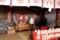 「鼻顔(はなづら)稲荷神社」・「本殿}。(29.2.11