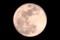 「正月十五日」のお月さま。(29.2.11)(20:25)