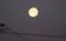 西空に残る、昨夜のお月さま。(29.2.12)(6:32)