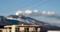 いつもより多く噴煙・水蒸気を上げる「浅間山」。(29.2.27)