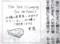 読売新聞 畠山重篤さんのカット(色紙)(29.3.12)