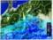 雨雲レーダー画像。(29.3.31)(17:15)
