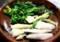 「ウド」と、「ナバナ(菜花)」の酢味噌和え。(29.4.18)