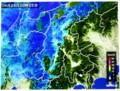 雨が欲しい、雨雲レーダー画像。(29.4.26)