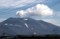 白煙を上げる「浅間山」。(29.5.5)(8:26)