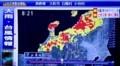 北陸〜新潟県、土砂災害・浸水を警告。829.7.4)