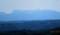 「春日の森」からの「荒船山」。(29.9.9)